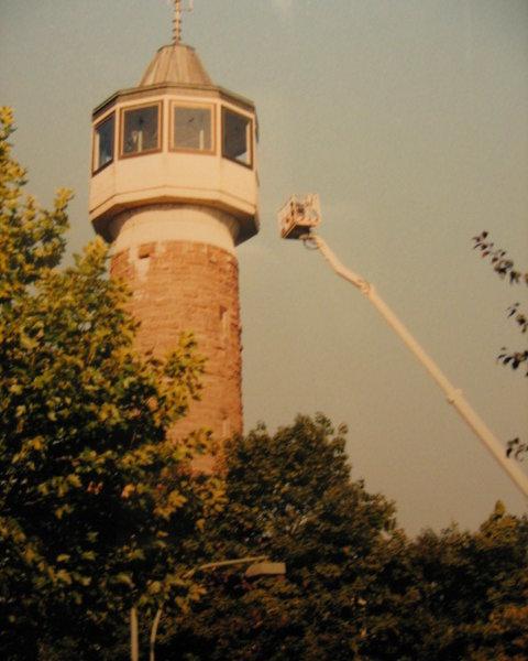 Wasserturm Rodgebiet Pforzheim
