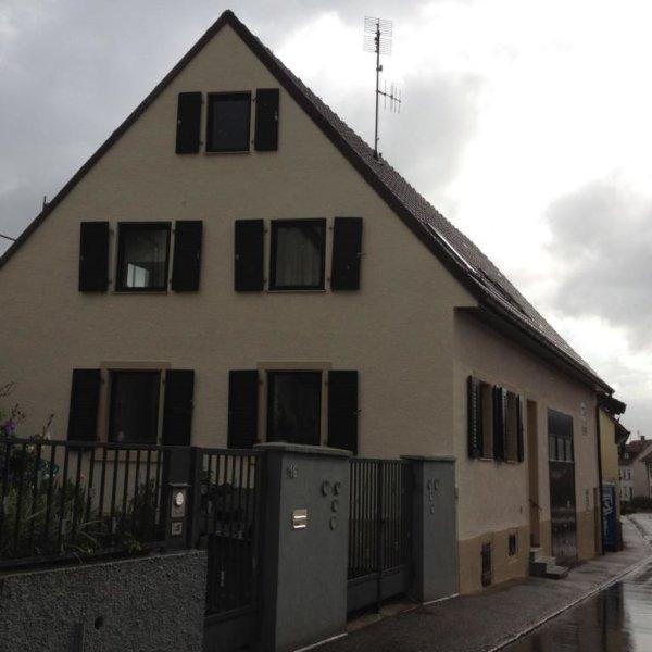 Fassaden Renovierung Niefern