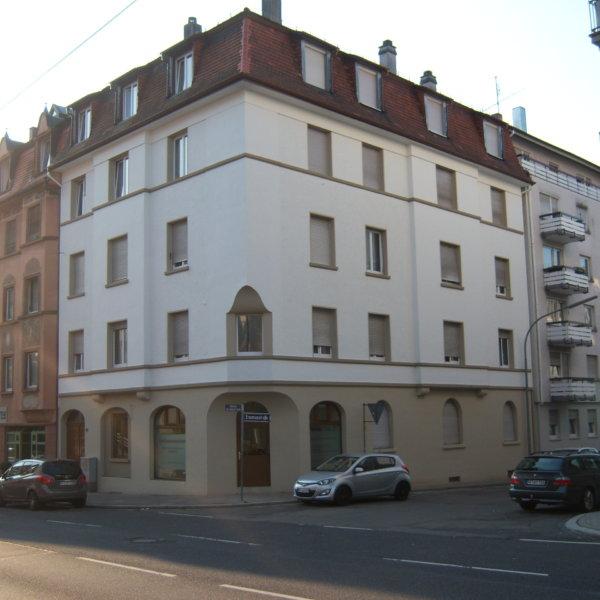 Mehrfamilienhaus Renovierung Pforzheim Weststadt