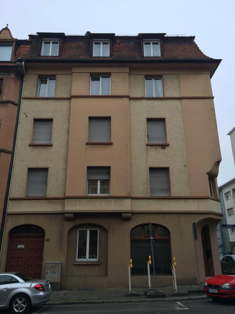 Mehrfamilienhaus Pforzheim