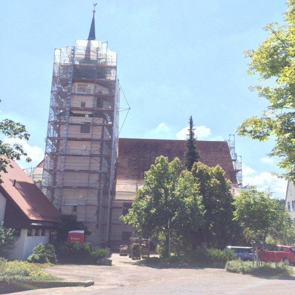 Evangelische Kirche Heimsheim
