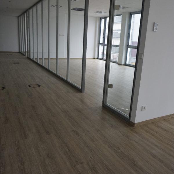 Design- und Teppichbodenbelag für Büroflächen
