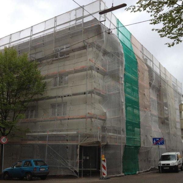 Dachdecker- und Fassadengerüst Pforzheim