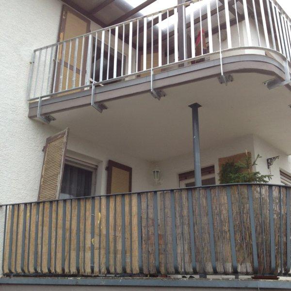 Balkonsanierung Pforzheim/Eutingen