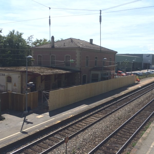 Bahnhof Niefern