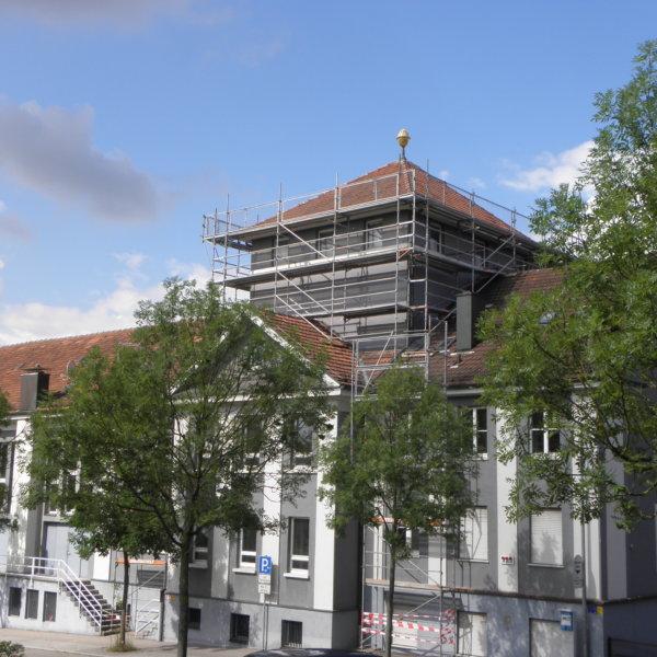 Uhland Bau Mühlacker
