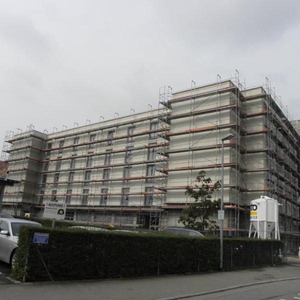 Neubau Parkhotel Stuttgart Messe
