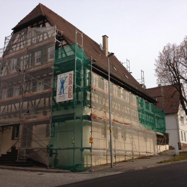 Pfarrhaus Friolzheim