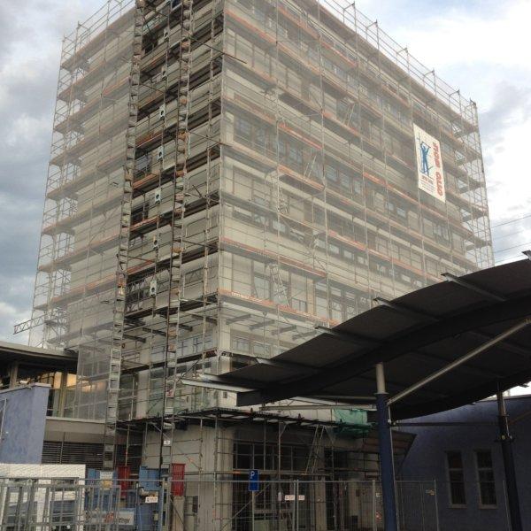 Bürogebäude Schömperlen und Gast Pforzheim