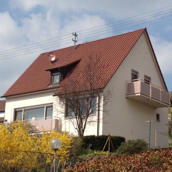 Fassadenrenovierung Neuenbürg