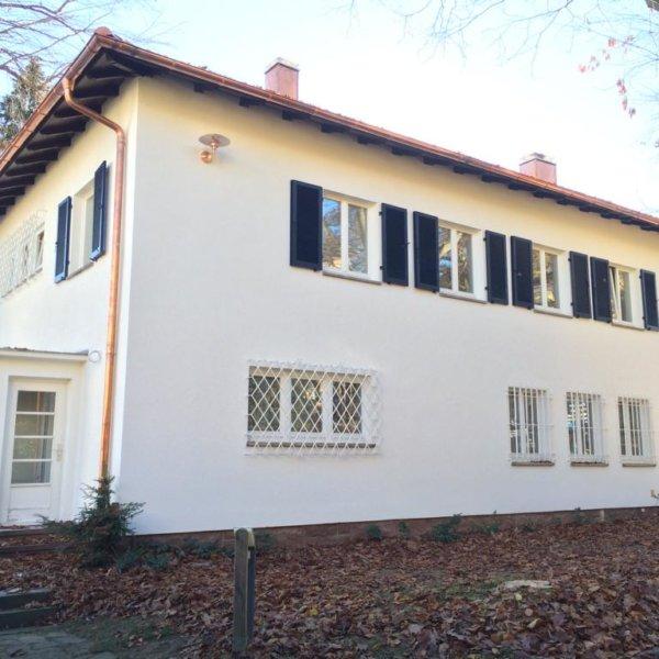 Sanierung Villa Außenflächen