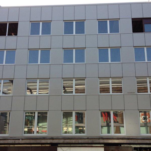 Umbau Geschäftshaus Leopoldplatz Pforzheim
